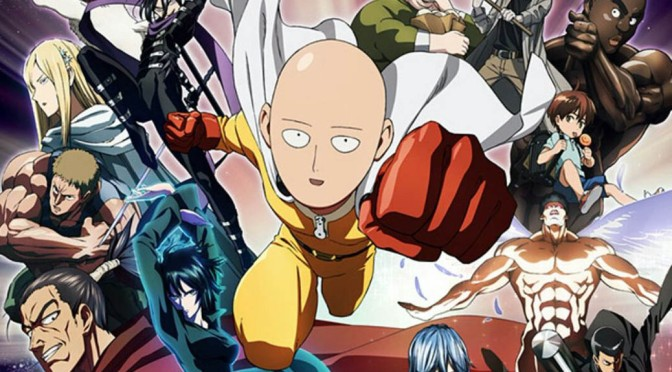 One-Punch Man – Anime Review