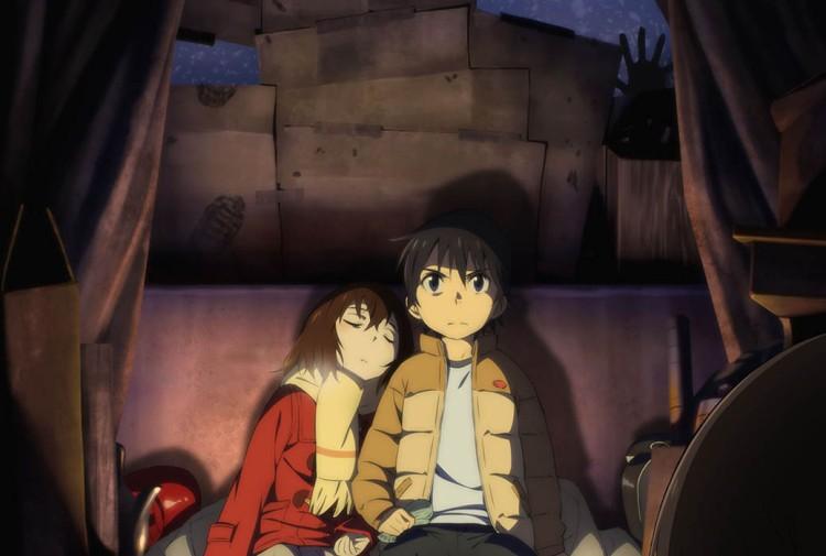 Erased – Anime Review | Nefarious Reviews