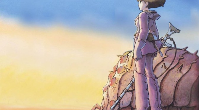 Nausicaä of the Valley of the Wind – Anime Review
