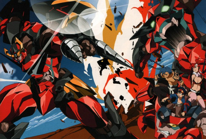 Gurren Lagann – Anime Review