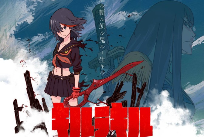 Kill la Kill – Anime Review