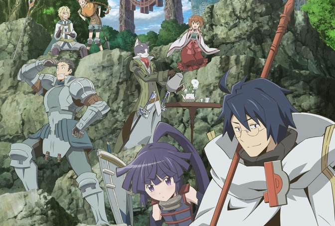 Log Horizon – Anime Review