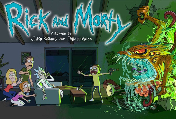 Rick and Morty – Review