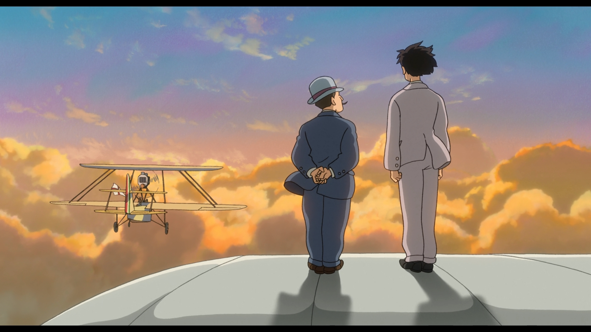 The Wind Rises Anime Review