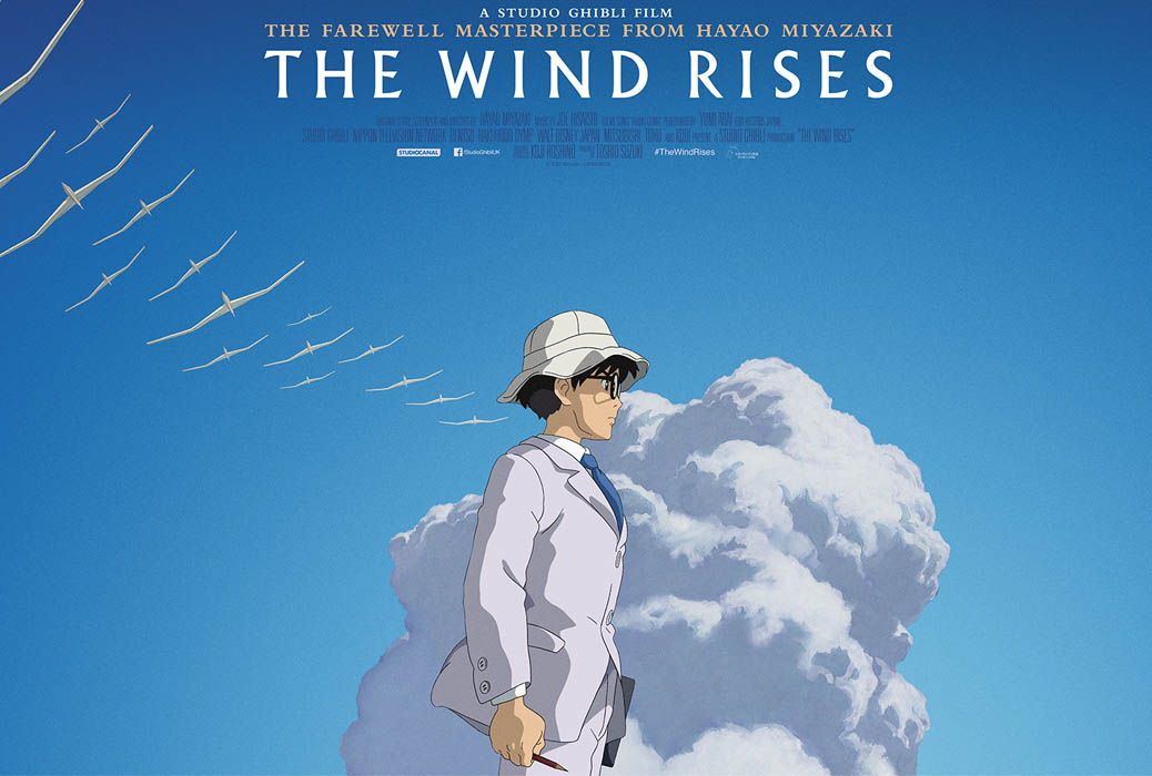 The Wind Rises Anime Review Nefarious Reviews