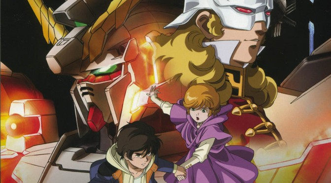 Mobile Suit Gundam Unicorn – Anime Review