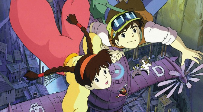Laputa: The Castle in the Sky – Anime Review