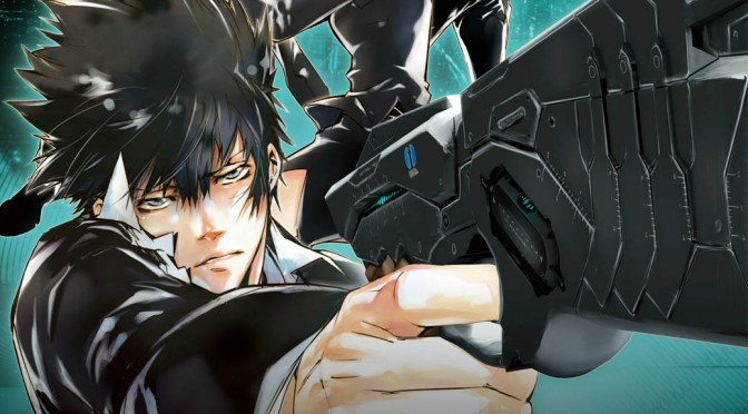 Psycho-Pass – Anime Review