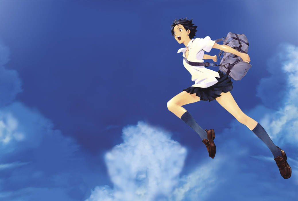 The Girl Who Leapt Through Time – Anime Review | Nefarious Reviews