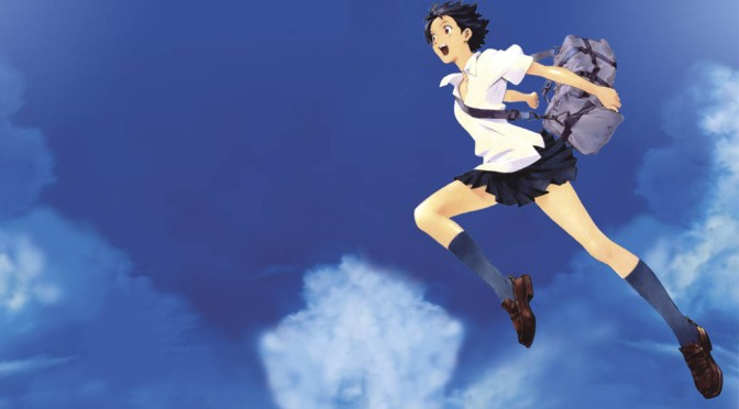 The Girl Who Leapt Through Time – Anime Review