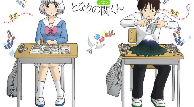 Tonari no Seki-kun – Anime Review