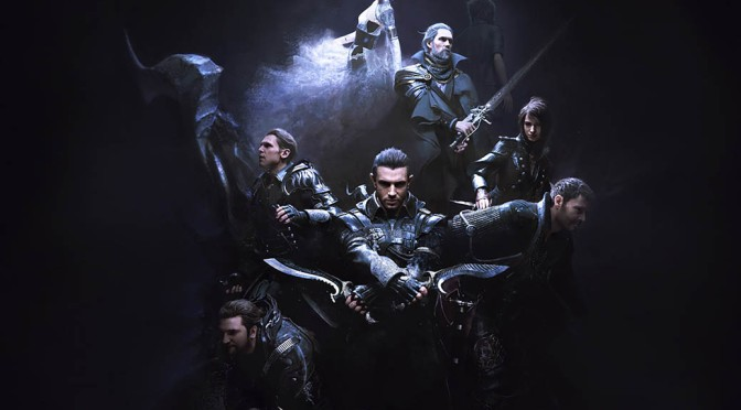 Kingsglaive: Final Fantasy XV – Anime Review