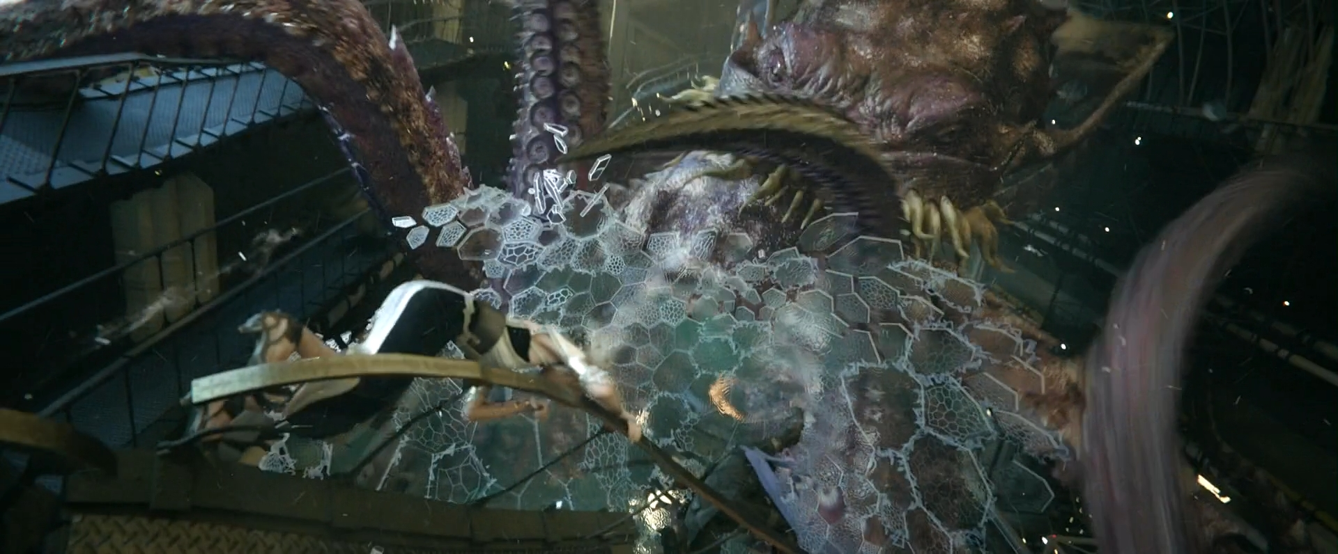 Kingsglaive Final Fantasy Xv Octopus Nefarious Reviews