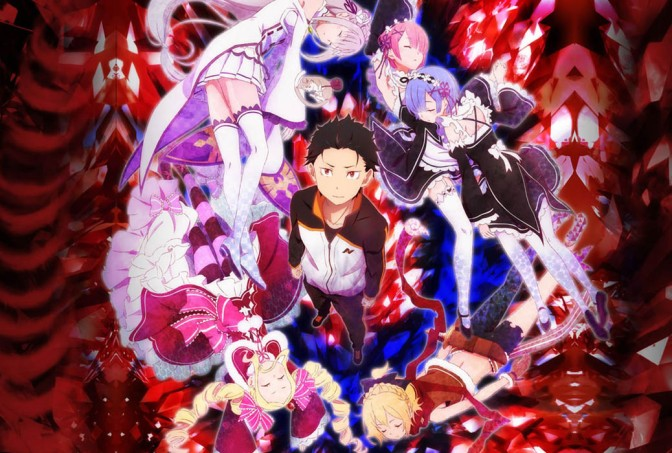 Re:Zero Starting Life in Another World – Anime Review