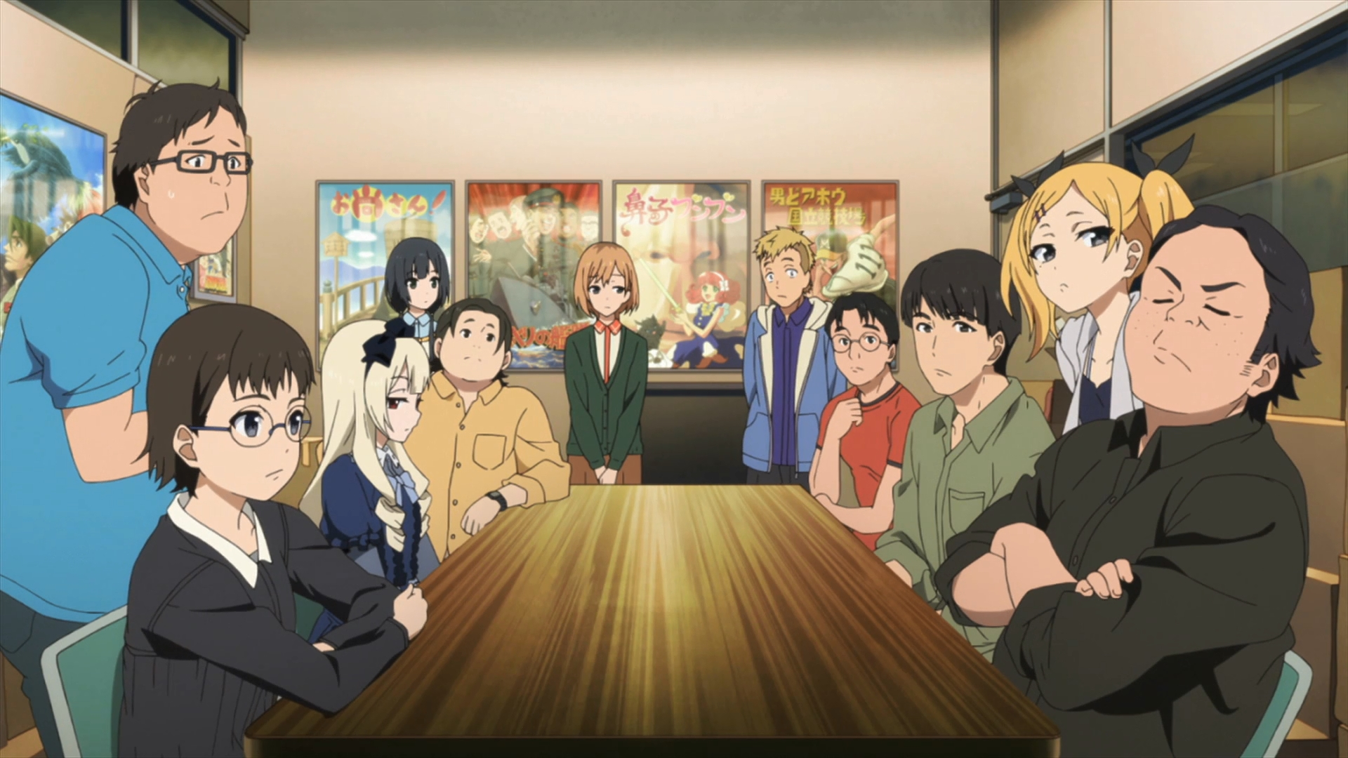 https://nefariousreviews.files.wordpress.com/2016/09/shirobako-anime-team.jpg