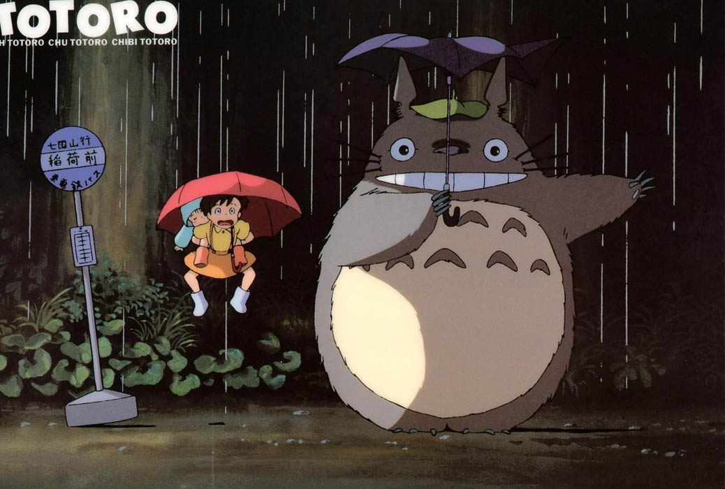 My Neighbor Totoro Anime Review Nefarious Reviews