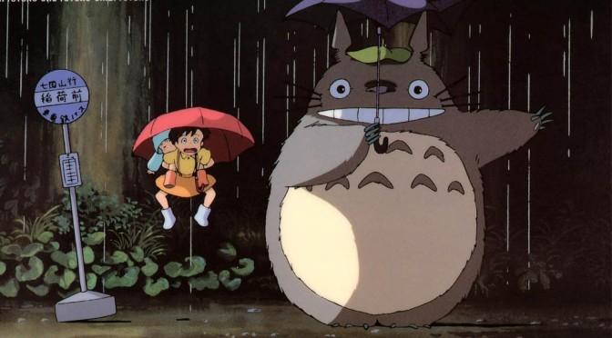 My Neighbor Totoro – Anime Review