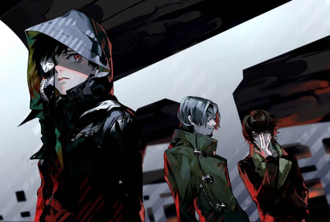 Tokyo Ghoul – Anime Review