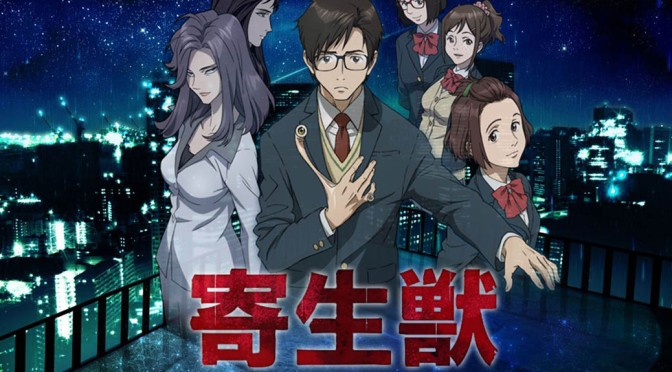 Parasyte -the maxim- – Anime Review