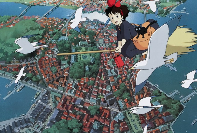 Kiki's Delivery Service – Anime Review