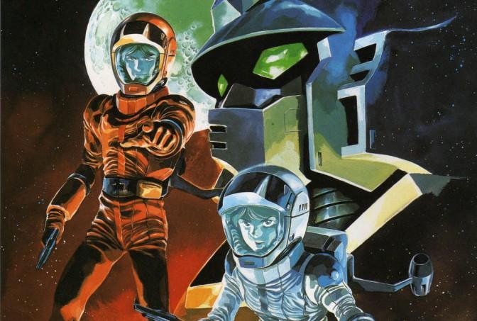 Mobile Suit Zeta Gundam – Anime Review