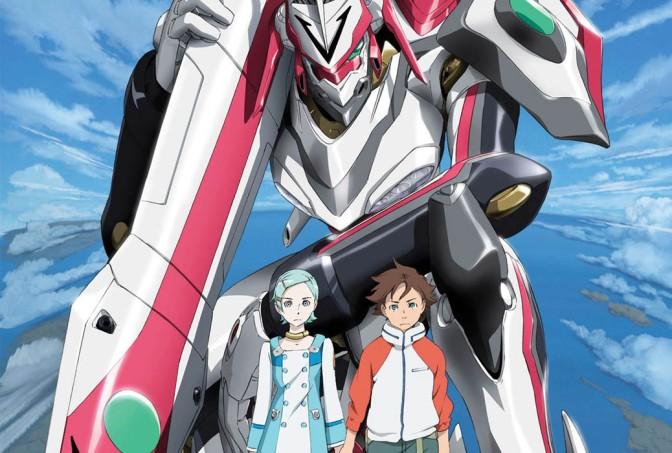 Eureka Seven – Anime Review