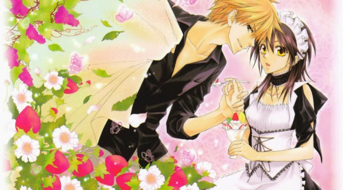 Maid-sama! – Anime Review