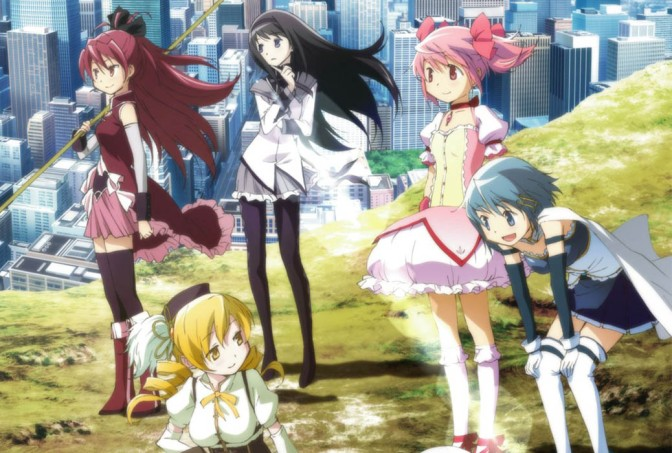 Puella Magi Madoka Magica – Anime Review