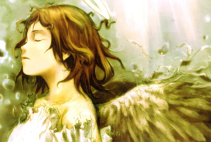 Haibane Renmei – Anime Review