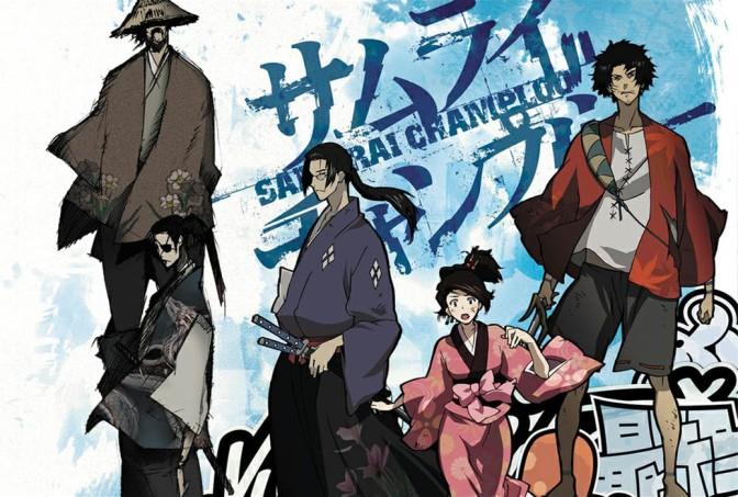 Samurai Champloo – Anime Review