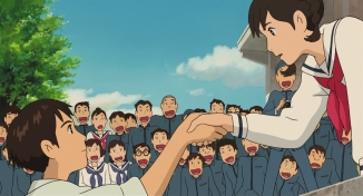 From Up on Poppy Hill - Meeting