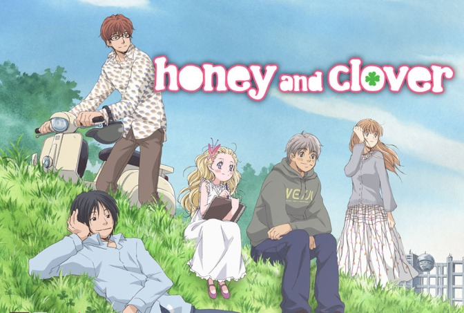 Honey and Clover – Anime Review