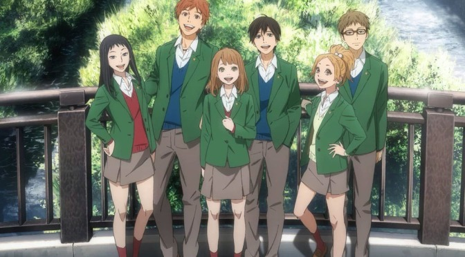 Orange – Anime Review