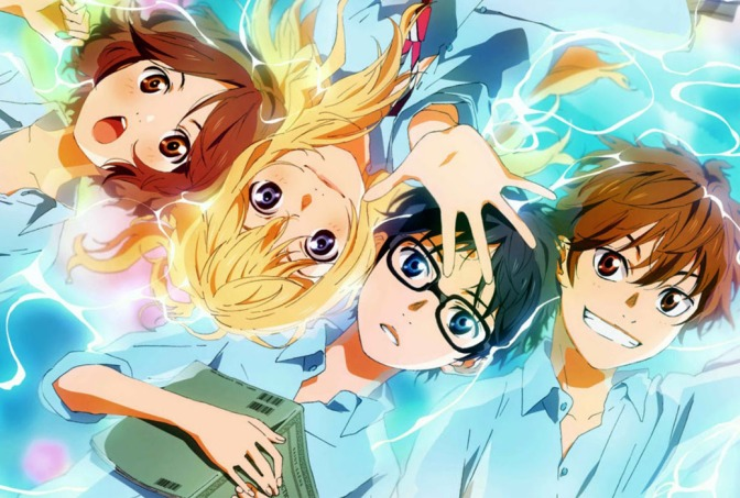 Your Lie in April – Anime Review