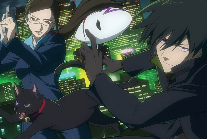 Darker Than Black – Anime Review