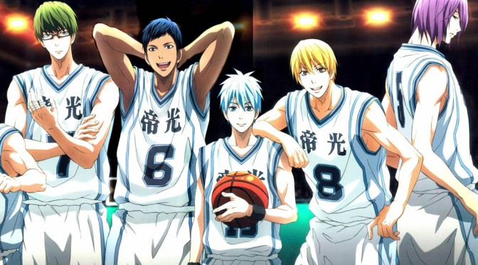 Kurokos basketball anime review nefarious reviews voltagebd Image collections