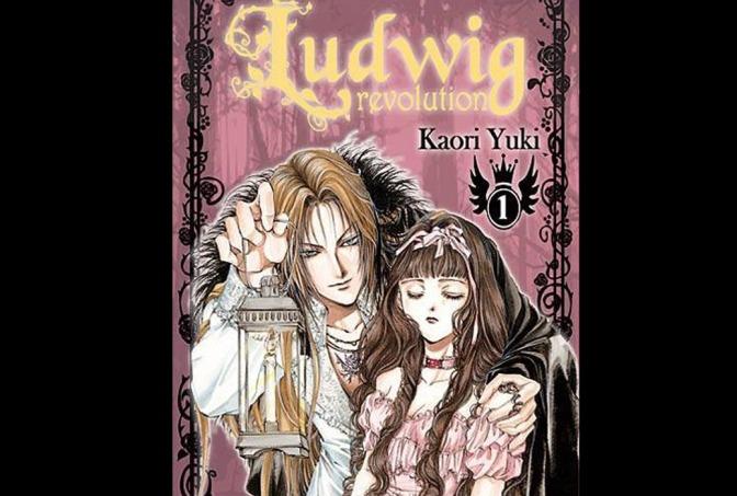 Ludwig Revolution – Manga Review