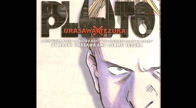 Pluto – Manga Review