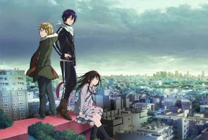 Noragami – Anime Review