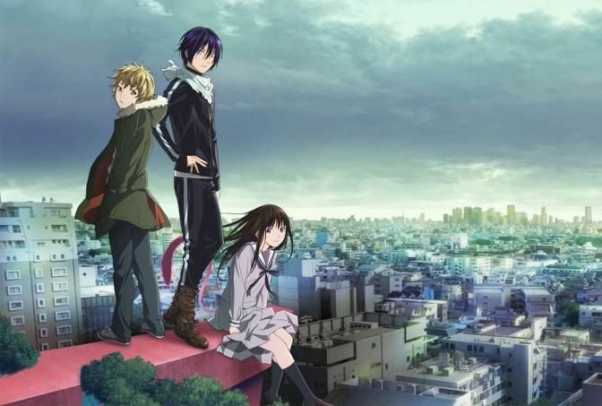 noragami  u2013 anime review