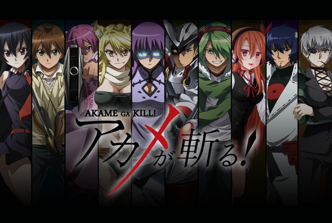 Akame ga Kill – Anime Review