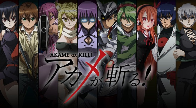 Akame ga Kill – Anime Review