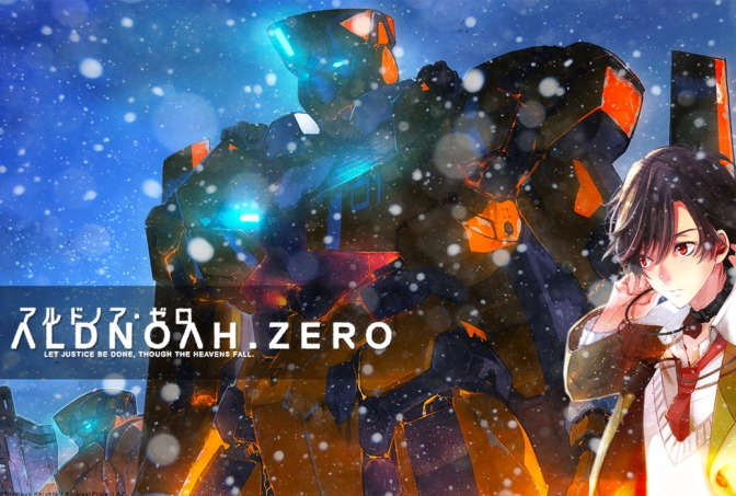 Aldnoah.Zero – Anime Review