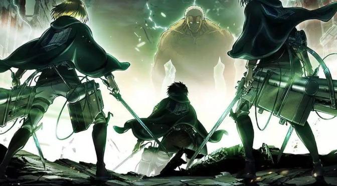 Attack on Titan Season 2 – Anime Review