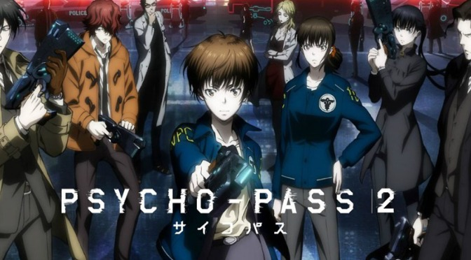 Psycho Pass 2 Anime Review Nefarious Reviews
