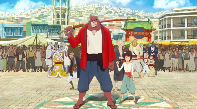 The Boy and the Beast – Anime Review