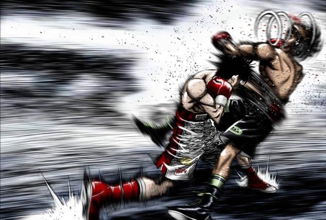Fighting Spirit – Anime Review