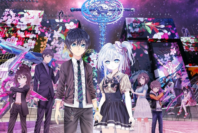 Hand Shakers – Anime Review