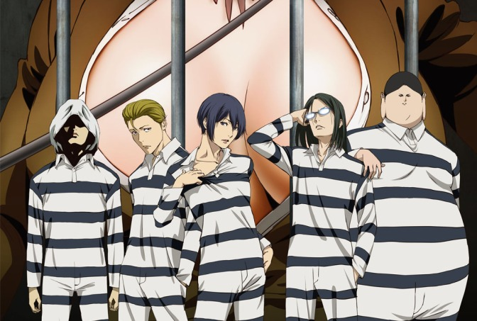 Prison School – Anime Review