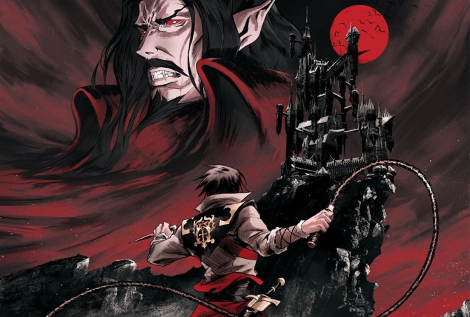 castlevania  u2013 anime review